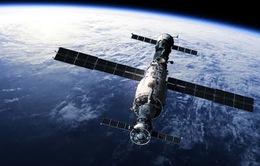 Trạm vũ trụ của Trung Quốc chuẩn bị rơi xuống Trái Đất