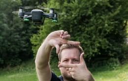 Chụp ảnh với thiết bị bay không người lái Spark