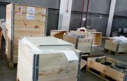 Nguy cơ thiết bị y tế đã qua sử dụng thẩm lậu vào Việt Nam