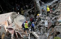 Trong vòng 2 tuần, Mexico mất 10 tỷ USD do các trận động đất
