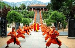 Thiếu Lâm Tự - Cái nôi của võ thuật Trung Quốc