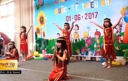 Ngày hội thiếu nhi dành cho trẻ em người Việt