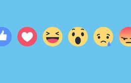 """Emoji được dùng nhiều nhất trên Facebook là hình ảnh """"cười ra nước mắt"""""""