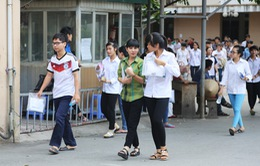 Ngày 14/7, hạn cuối các tỉnh thành công bố kết quả thi THPT quốc gia
