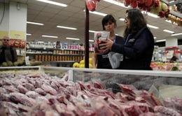 Brazil thiệt hại hàng tỷ USD do bê bối thịt bẩn