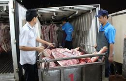 TP.HCM siết chặt quản lý thịt lợn vào chợ đầu mối