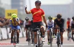 Tay đua số 1 Việt Nam Nguyễn Thị Thật giành HCV SEA Games 29