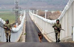 Thổ Nhĩ Kỳ xây tường biên giới để siết chặt an ninh