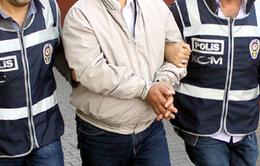 Thổ Nhĩ Kỳ bắt giữ hơn 800 người liên quan âm mưu đảo chính