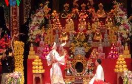 Ngày 2/4, đón bằng ghi danh UNESCO Tín ngưỡng đền thờ Mẫu