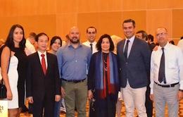 Việt Nam cam kết tiếp tục hợp tác tích cực với Thổ Nhĩ Kỳ