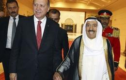 Tổng thống Thổ Nhĩ Kỳ tới Qatar, dư luận theo dõi sát sao