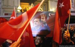Lãnh đạo EU chỉ trích tuyên bố của Thổ Nhĩ Kỳ