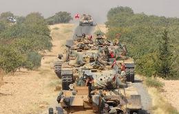 Thổ Nhĩ Kỳ giao tranh với phiến quân Syria tại Idlib
