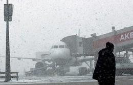 Thổ Nhĩ Kỳ hủy hơn 390 chuyến bay do bão tuyết