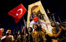 Thổ Nhĩ Kỳ sa thải hơn 7.000 cảnh sát, viên chức và học giả