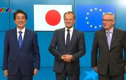 EU - Nhật Bản đạt đồng thuận về thỏa thuận FTA lịch sử