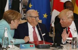Châu Âu quyết tâm theo đuổi thỏa thuận chống biến đổi khí hậu