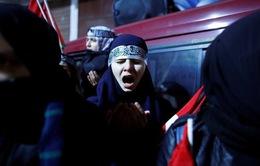 Hàng loạt cuộc biểu tình ở Trung Đông phản đối quyết định của Mỹ về Jerusalem