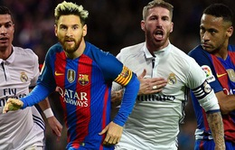 Thống kê: Real chắc suất đi tiếp, Barca nguy cơ lớn chia tay Champions League