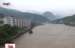 Trung Quốc đối mặt hiện tượng thời tiết cực đoan chưa từng thấy