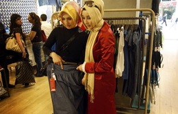 Sức hút của ngành công nghiệp thời trang Hồi giáo