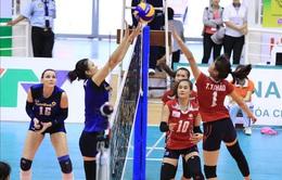 Lịch trực tiếp bán kết giải bóng chuyền nữ Cúp Liên Việt 2017: Xuất hiện chung kết sớm