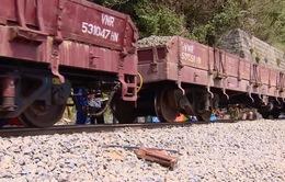 Đường sắt Bắc - Nam đã thông tuyến trở lại