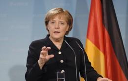 Thủ tướng Đức ủng hộ tự do hóa thương mại