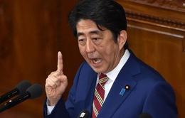 Đảng cầm quyền Nhật Bản giành ưu thế