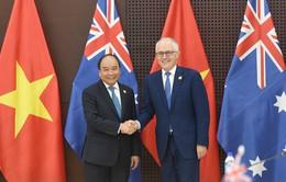 Sớm nâng quan hệ Việt Nam - Australia lên Đối tác chiến lược
