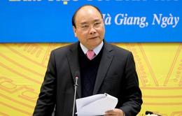 """Thủ tướng: """"Kinh tế cửa khẩu là một lối ra quan trọng của Hà Giang"""""""