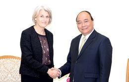 Quan hệ đối tác toàn diện Việt Nam - Đan Mạch phát triển tích cực