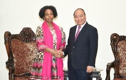 Thủ tướng mong các doanh nghiệp Nam Phi tăng cường đầu tư vào Việt Nam