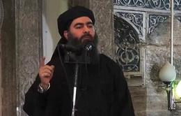 IS tung băng ghi âm thủ lĩnh al-Baghdadi