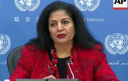 Liên Hợp Quốc kêu gọi thu hẹp khoảng cách thu nhập giữa 2 giới