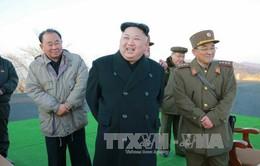 Cộng đồng quốc tế lo ngại chương trình thử tên lửa của Triều Tiên