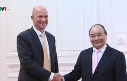 Thủ tướng tiếp lãnh đạo Phòng Thương mại và Công nghiệp Hà Lan-Việt Nam