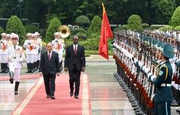 Thủ tướng Mozambique thăm Việt Nam