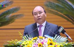 Thủ tướng đề nghị Bộ Quốc phòng tiếp tục thực hiện có hiệu quả chiến lược bảo vệ Tổ quốc