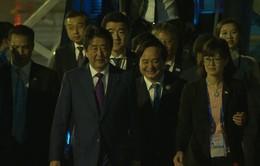 Video: Thủ tướng Nhật Bản Shinzo Abe đến Đà Nẵng dự Tuần lễ Cấp cao APEC