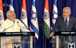 Thủ tướng Ấn Độ thăm chính thức Israel