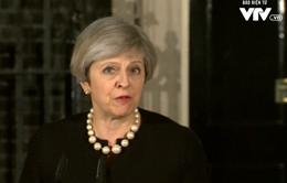"""Thủ tướng Anh: """"Không để khủng bố chia rẽ và làm cho chúng ta sợ hãi"""""""