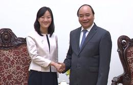 Thủ tướng Nguyễn Xuân Phúc tiếp Tổng Giám đốc Tập đoàn Bảo Thành