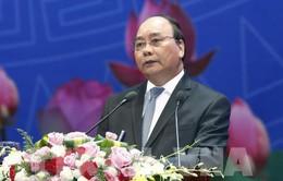 Thủ tướng Nguyễn Xuân Phúc: Chính phủ luôn đồng hành cùng doanh nghiệp