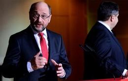 Ông Martin Schulz sẽ tranh cử Thủ tướng Đức