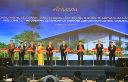 Khai trương Trung tâm Hội nghị Quốc tế phục vụ APEC