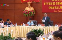 Thủ tướng: Lào Cai phải quản lý quy hoạch tốt để phát triển du lịch bền vững