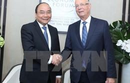 Việt Nam và Diễn đàn kinh tế thế giới ký thỏa thuận hợp tác