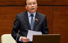 TRỰC TIẾP Thủ tướng Nguyễn Xuân Phúc trả lời chất vấn